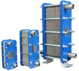 Heat Exchangers & Plates