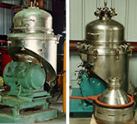 Oil Separator Services